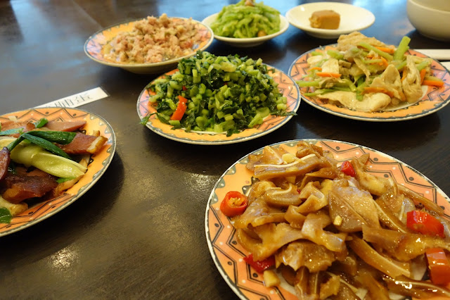 清粥小菜也吃得舒服自在-『無名子』