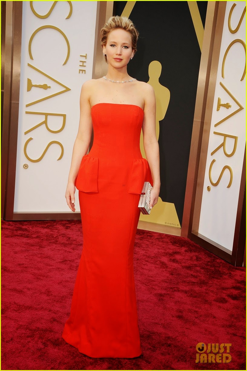 Jennifer Lawrence, Oscar 2014