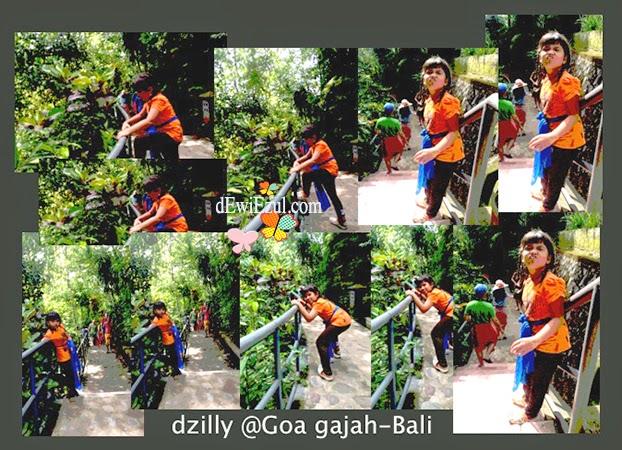 dzilly,Goa gajah bali