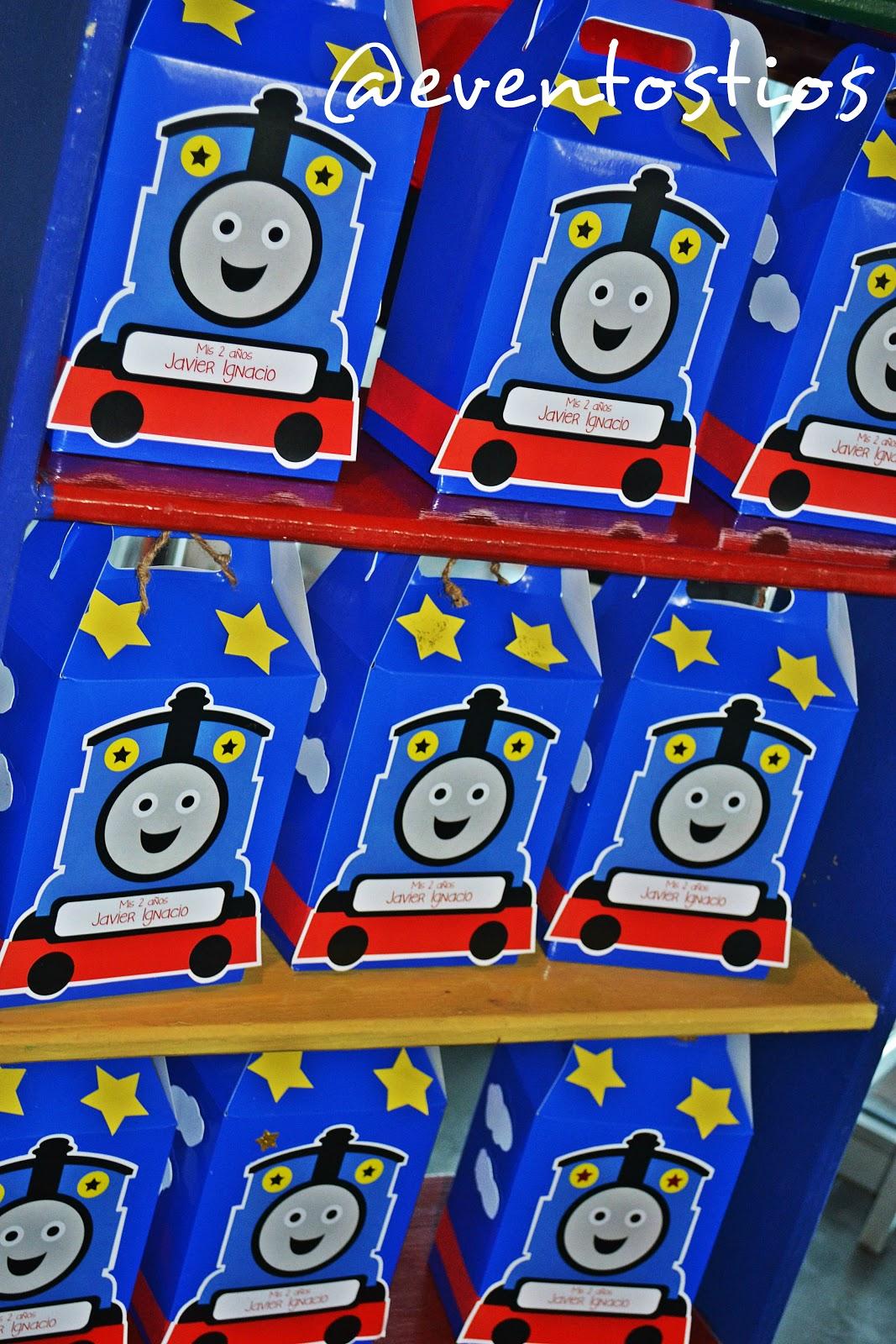 Eventos Tips: Chooo Chooo: Cumpleaños de Thomas y sus Amigos