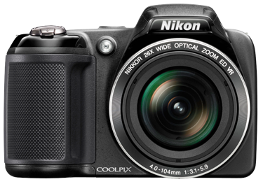 Nikon Coolpix L320 Camera User's Manual