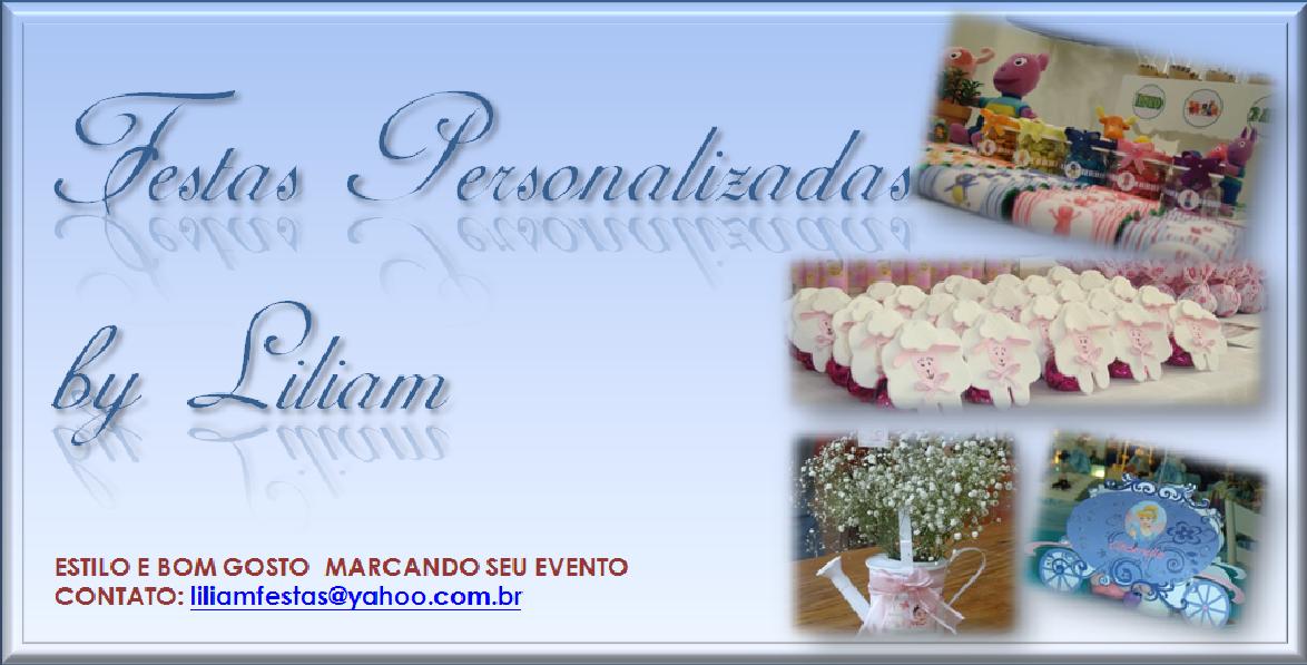 Festas Personalizadas - by Liliam
