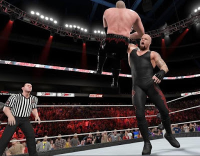 WWE 2K15 Highly Compressed Download