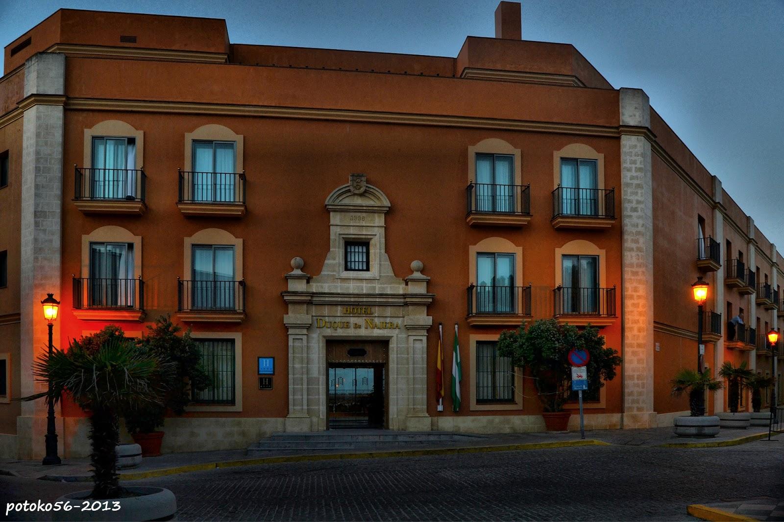 Hoteles con Encanto Duque de Najera**** Rota