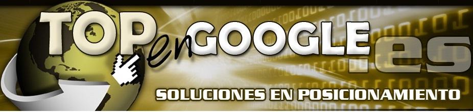 Topengoogle.es -  Soluciones en Posicionamiento