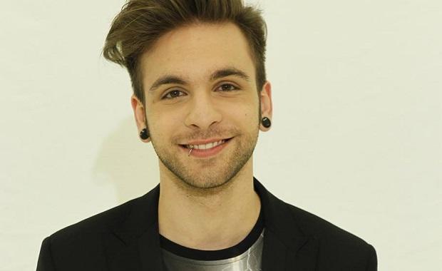 Sanremo 2016 - Alessio Bernabei - Noi siamo infinito