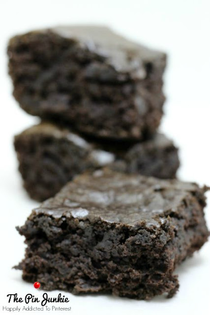 Skinny Chocolate Brownies
