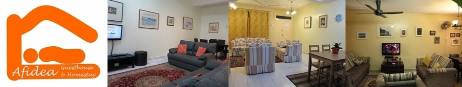 Afidea Guesthouse - Homestay Pasir Gudang