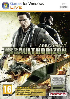 Ace Combat Assault Horizon PC   Download   Ace Combat Assault Horizon: Enhanced Edition   FLT