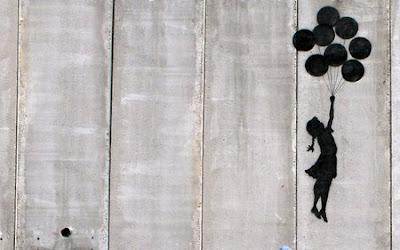 Banksy Graffiti,bansky