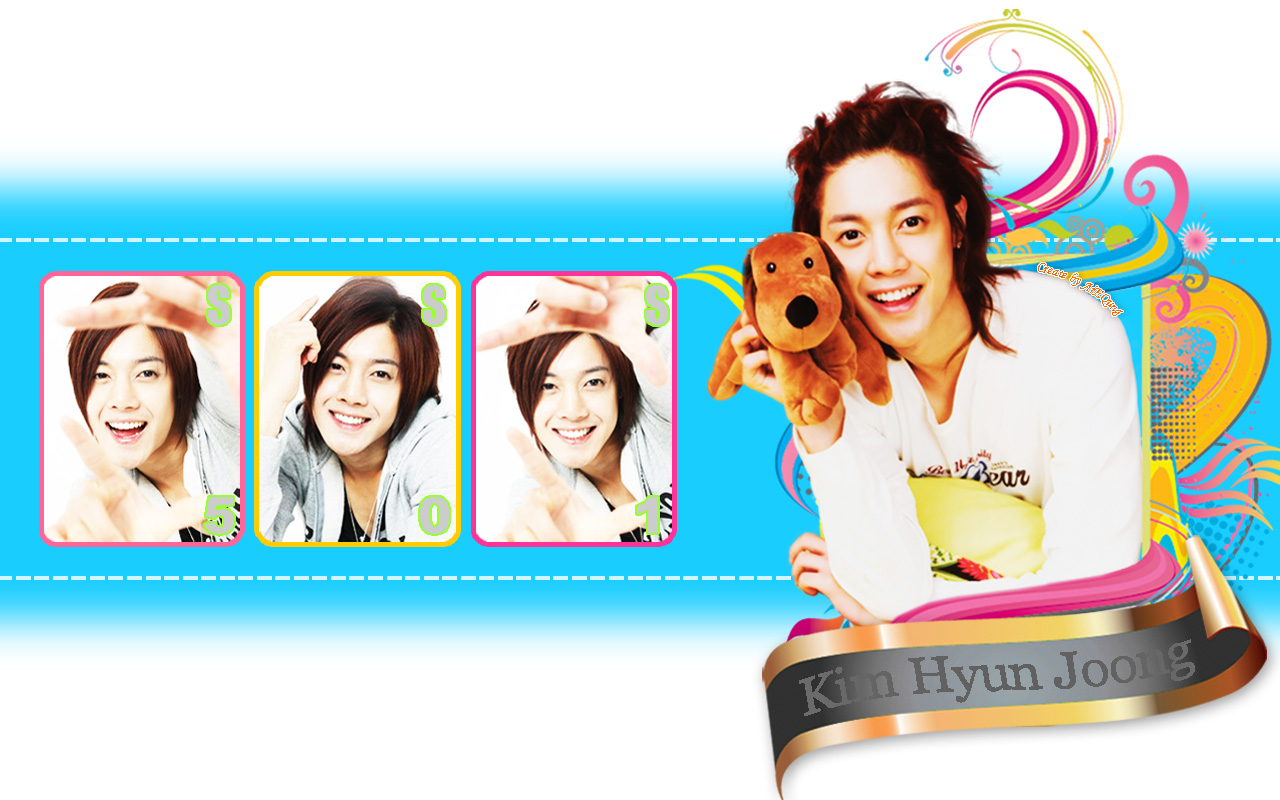Sexy And Hot Wallpapers Kim Hyun Joong Wallpaper