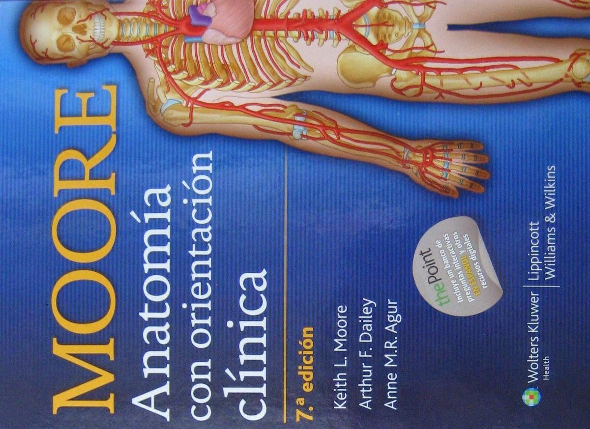 Aprendices de Esculapio: Moore - Anatomía con orientación clínica 7a ...