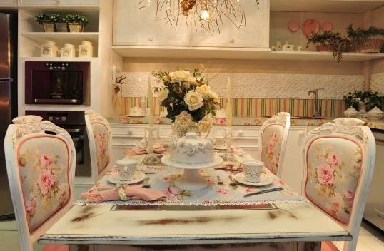 decoracao de interiores em estilo provencal:NovA design de interiores: Provençal, Cottage, Shabby Chic