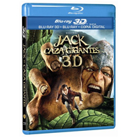 Jack el Cazagigantes: Sorteamos un combo pack Blu-ray/DVD