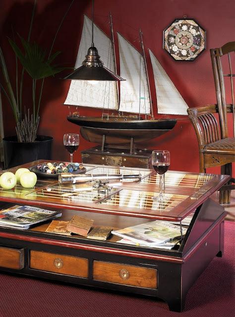 Sailboat Models for Decoration