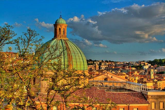 город анкона италия