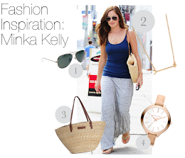 Fashion Inspiration: Minka Kelly