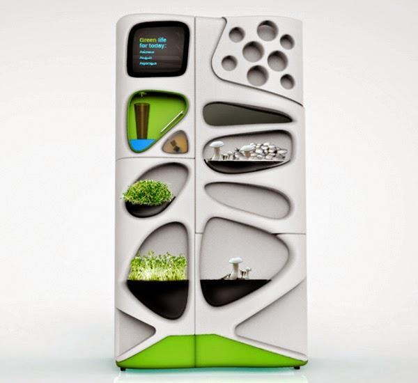 organic refrigerator,
