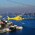 İstanbul Boğazında Helikopter Turu