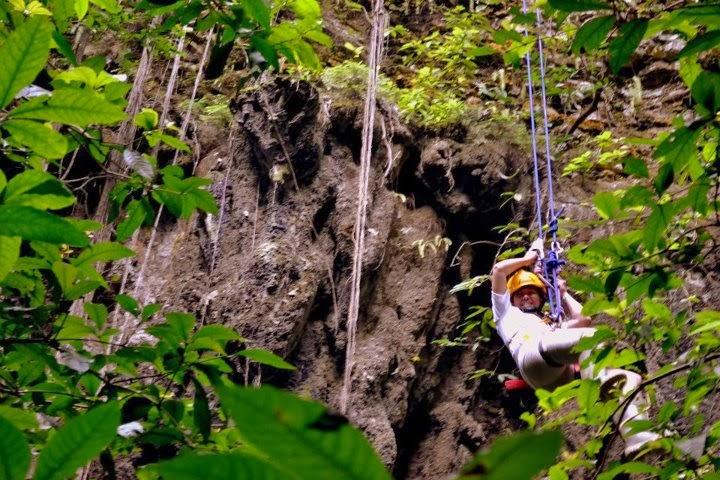 Caving Gua Jomblang Jogja