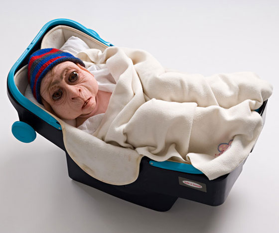 patricia piccinini the young family essay