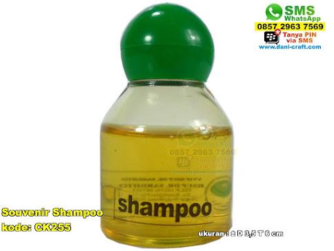 Souvenir Shampoo