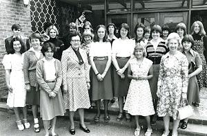 Joyce Pipe Retirement 1977