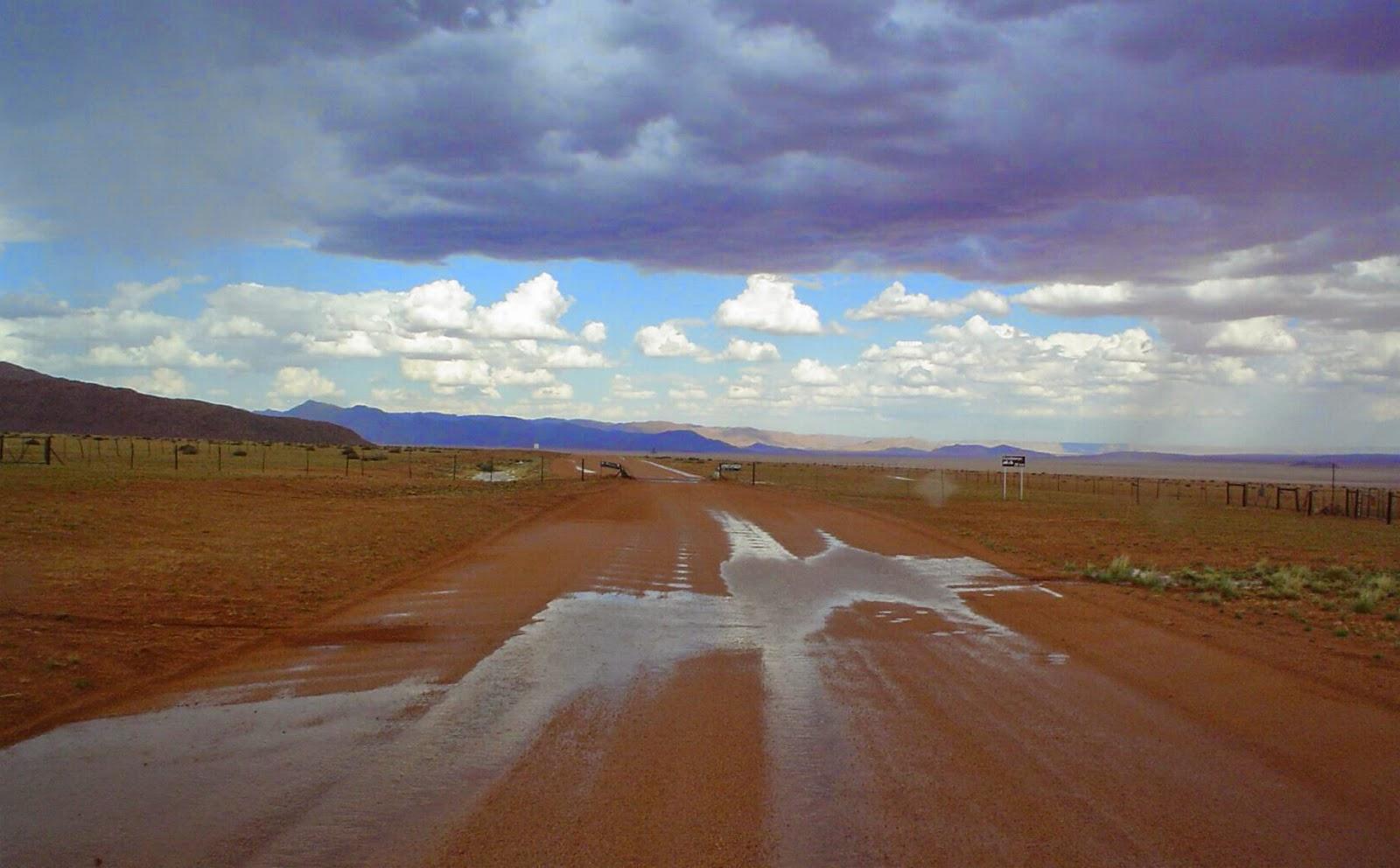 Scenic route 707 Namibia - www.namibweb.com