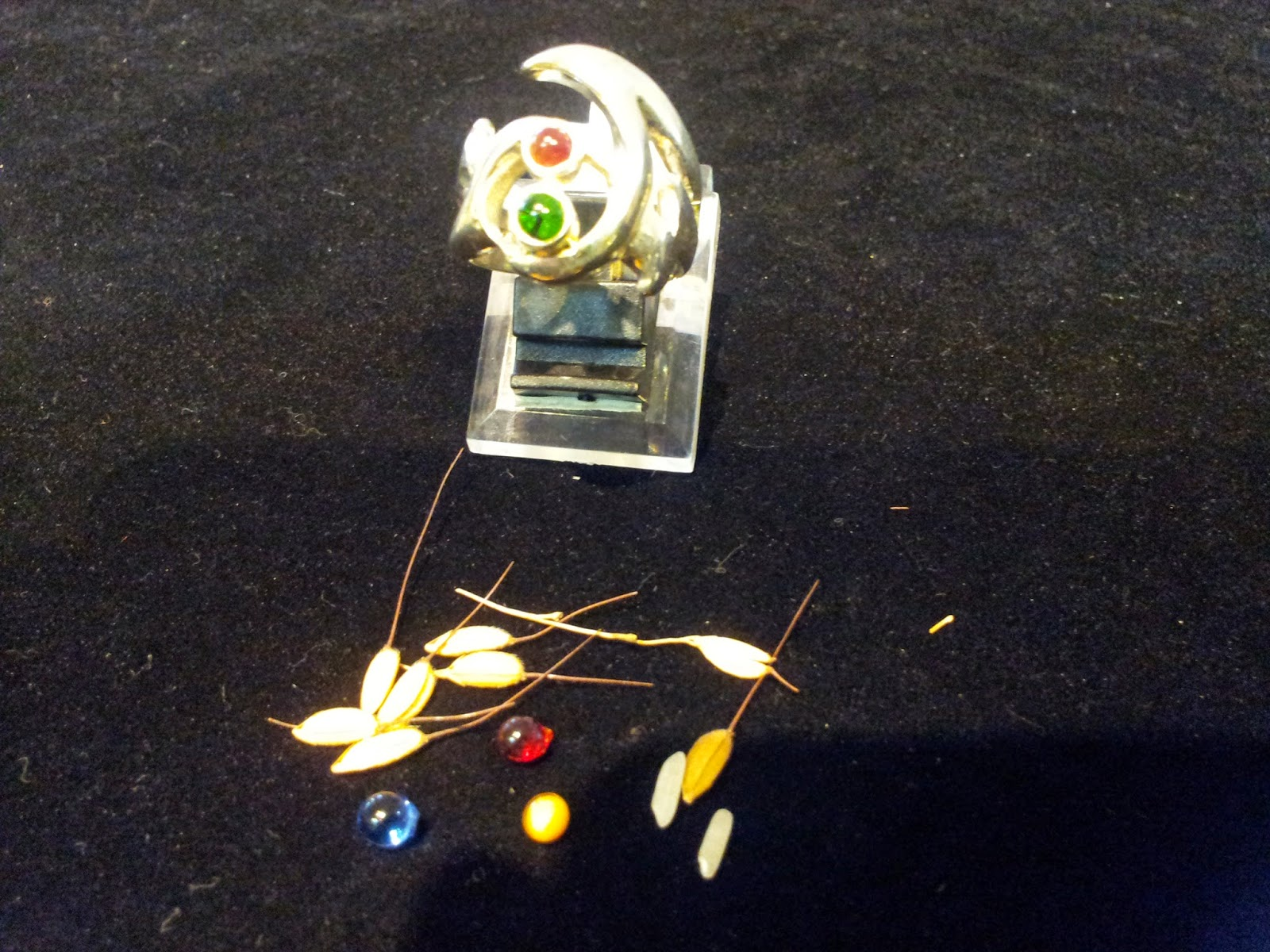 UnitedLuckyStone Online Shop Blog Geliga Lipan Collection Koleksi Geliga Lipan Rings Cincin