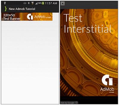 Kumpulan Tutorial Lengkap Google Admob Gratis Source Code Android Siap Pakai