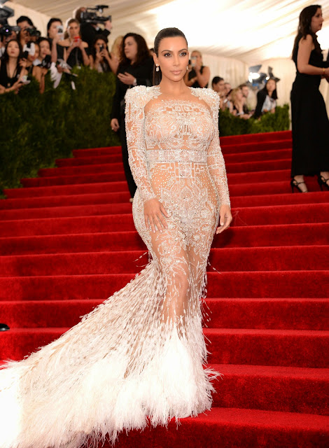 Red Carpet MET Gala 2015 Best Dressed Celebrities