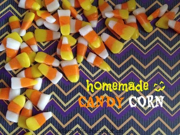 Homemade Candy Corn - Blogs de cuisine
