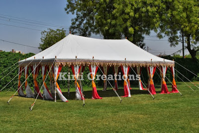 Wonderful Handmade Tent