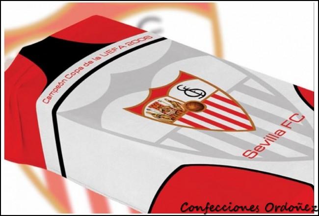 Confecciones Ordoñez: ARTÍCULOS OFICIALES SEVILLA F.C