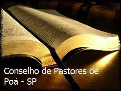 CONSELHO DE PASTORES DE POÁ - SP