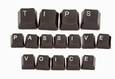 penggunaan passive voice,tips membuat passive voice