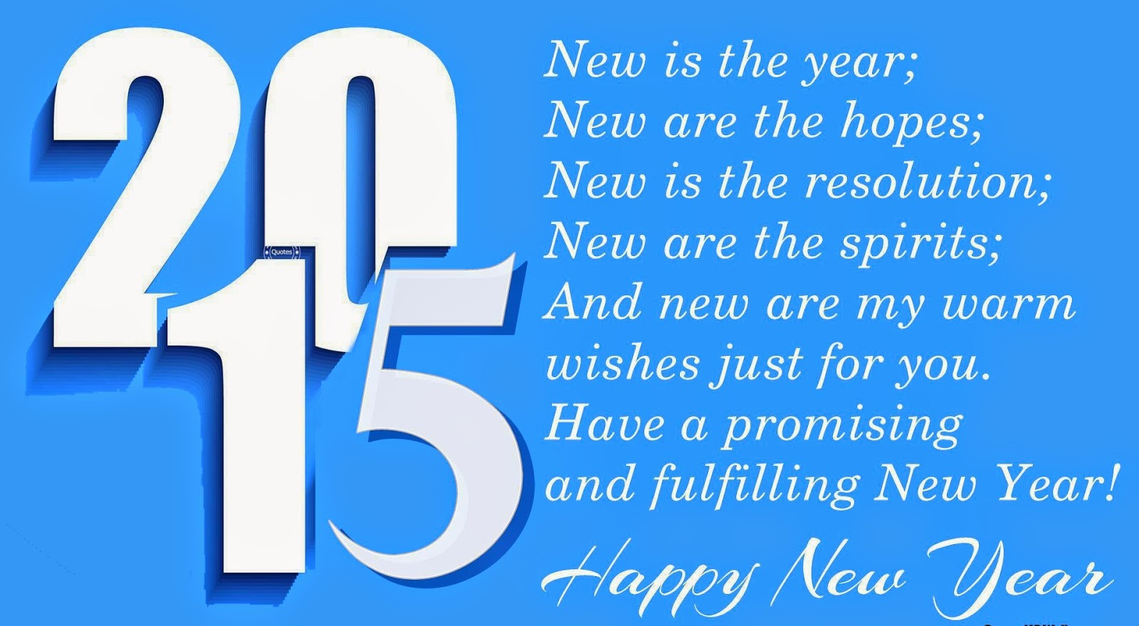 Happy New Year Quotes And Greetings For 2015 To Share On Whatsapp
