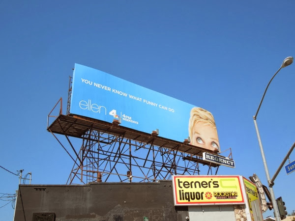 Ellen talk show season 11 billboard