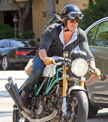 celebrity bikers
