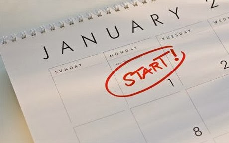 New Year Resolution Finance