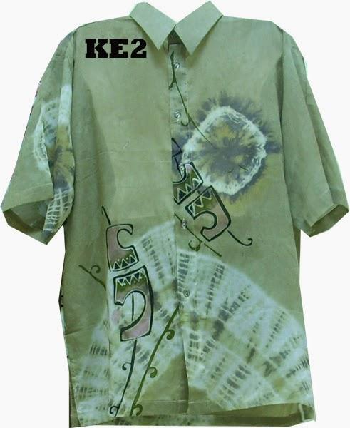 Foto Baju Batik Kelantan