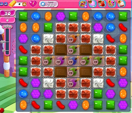 Candy Crush Saga 763