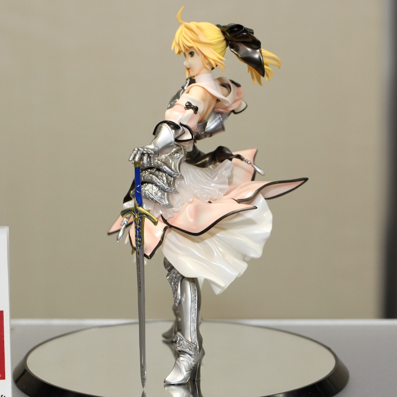 FATE UNLIMITED CODES Saber Lily 1//8 Pvc Figure Gift