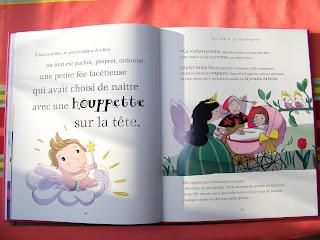 6 HISTOIRES DE FEES PAS COMME LES AUTRES de Christelle Chatel, Elsa Devernois, Claire Renaud et Juliette Vallery DSCF1133