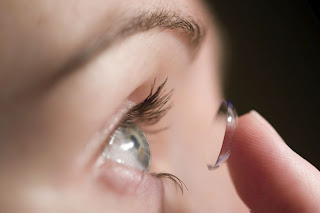contact lens and fashion tips