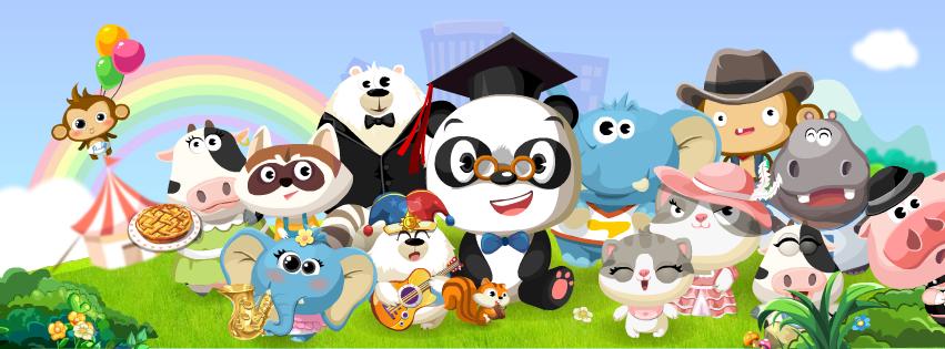 La saga de juegos Dr. Panda