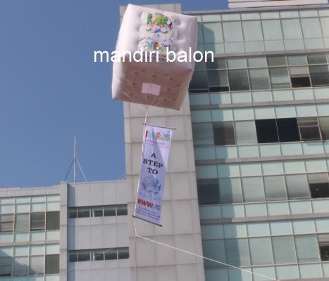Balon Promosi DPU