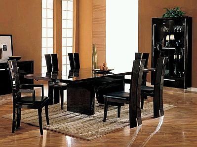 MuyAmenocom Muebles Modernos De Comedor Color Negro