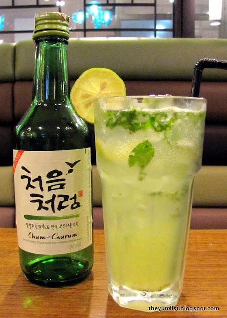 Bulgogi Brothers, Pairing Korean Cocktails and Liquor with Korean Food, Kuala Lumpur