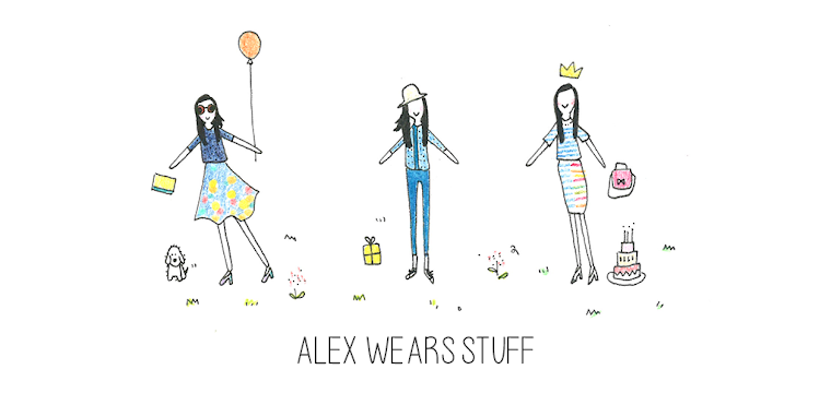 Alex Wears Stuff